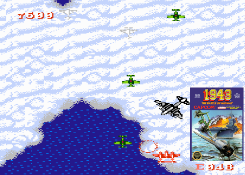 1943 - The Battle of Midway (NES)