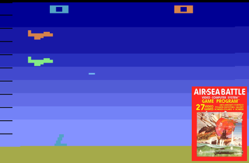 Air-Sea Battle (Atari 2600)