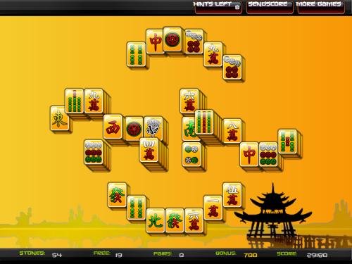 Big Brother Mahjong
