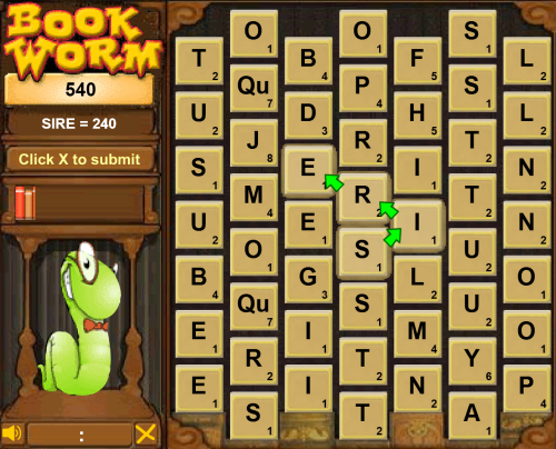 Bookworm (Unlimited)