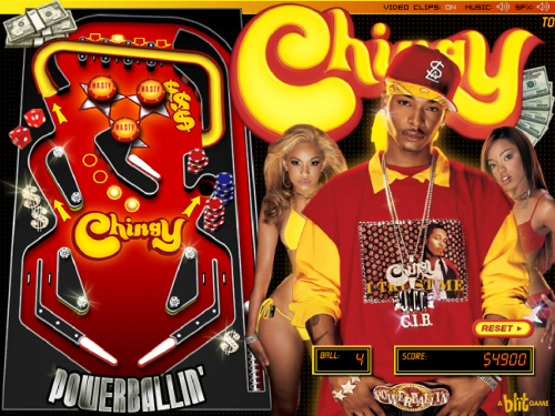 Chingy Powerballin