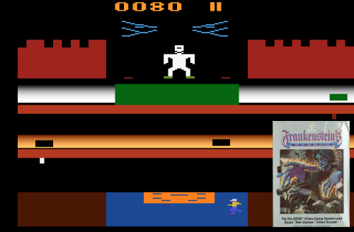 Frankensteins Monster (Atari 2600)