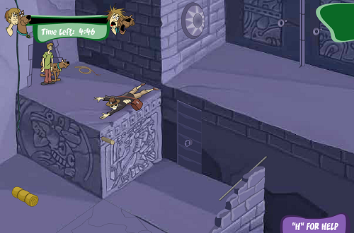 Scooby Doo Mayan Monster Mayhem Episode 4 – Temple of Lost Souls