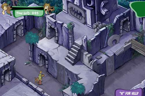 Scooby Doo Mayan Monster Mayhem Episode 3 – Terror in Tikal