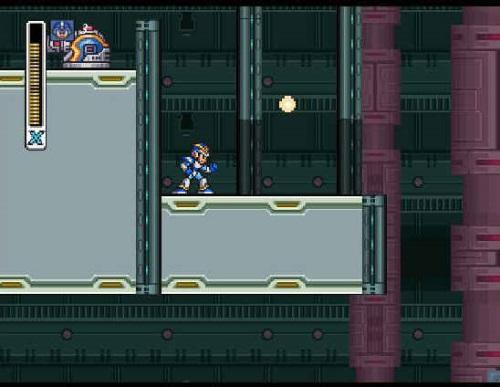 Megaman Project X (Demo)