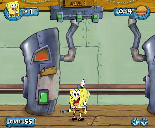 SpongeBob The Krab-O-Matic 3000x