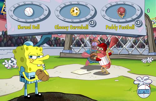SpongeBob Slugger