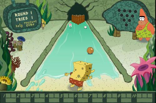 SpongeBob SquarePants: B.C. Bowling