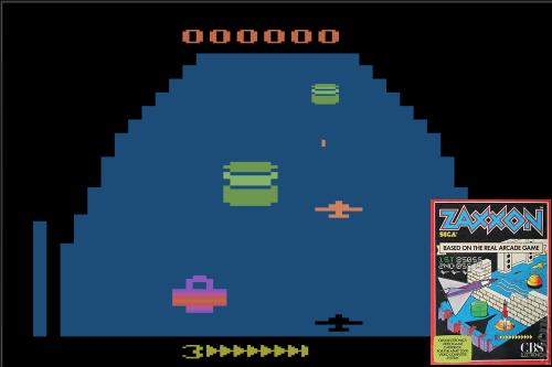 Zaxxon (Atari 2600)